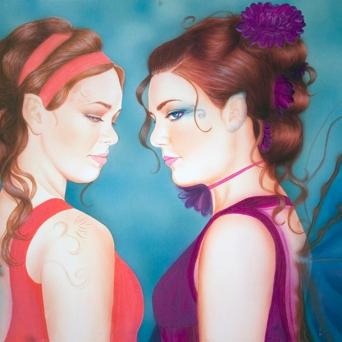 'Vanessa & Erin' - 2009