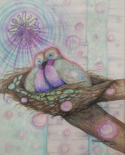 'Winter Birds' - 2013