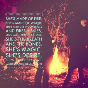 shes the breath and the bones.